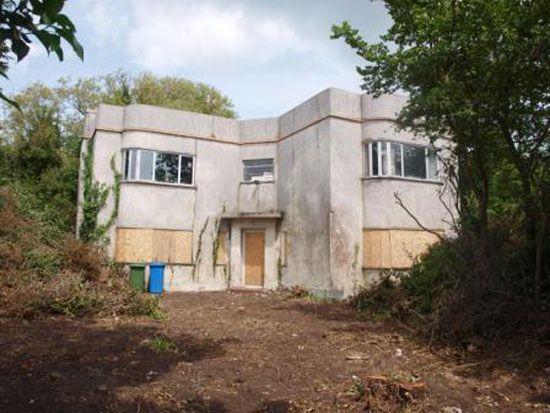 Art Deco house in Kent under threat of demolition