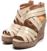Viva Angelina wedge sandals / ビバ アンジェリーナ サンダル