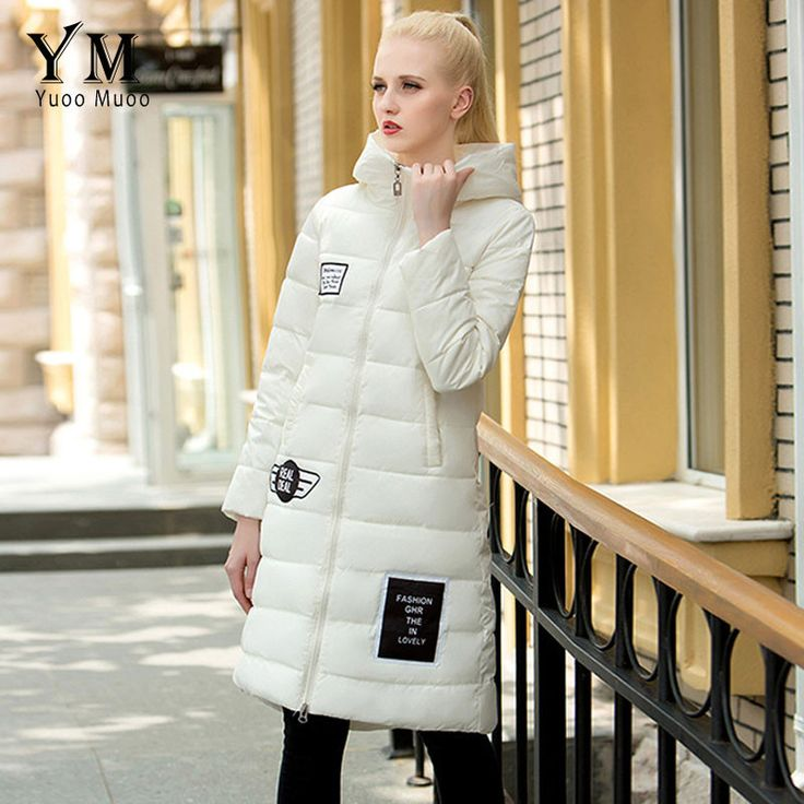 YuooMuoo New 2016 Plus Size Winter Jacket Women Cotton Padded Long Down Jacket European Fashion Windproof Parka Female Coat