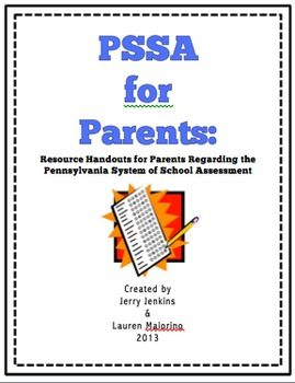 Download PSSA and PASA Anchors and Eligible Content