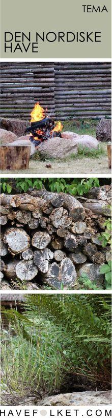 TEMA: DEN NORDISKE HAVE - Nordic garden styles