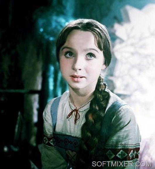 Наталья Седых. Морозко (1964)