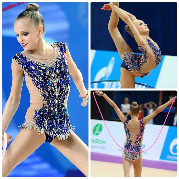 Alina Ermolova (Russia), junior, rope 2016