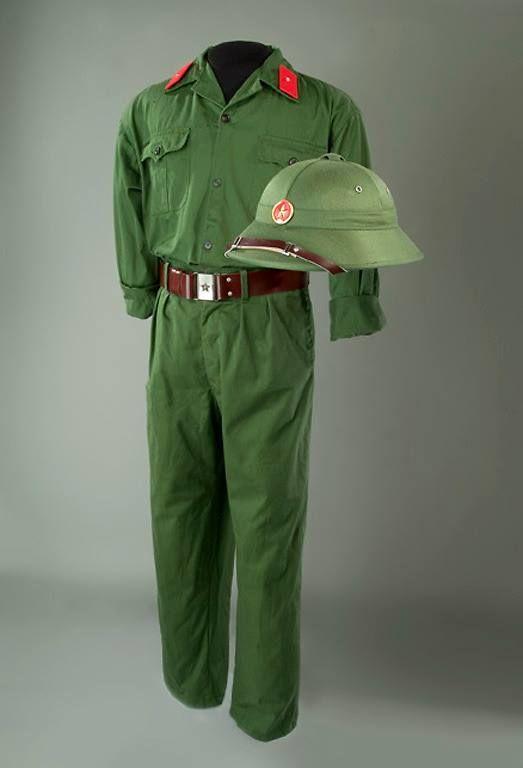 Vietnamese Uniform 116