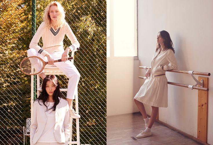 Секреты элегантности Инес де ля Фрессанж для университета, теннисного корта и даже сафари   Мода   Новости   VOGUE