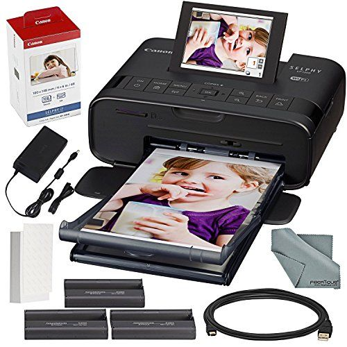 Welcome to my blog where we will be looking at the new Canon SELPHY CP1300 Compact Photo Printer (Black) with WiFi and Accessory Bundle w/ Canon Color Ink and Paper Set.  The Canon SELPHY CP1300 Compact Photo Printer (Black) with WiFi and Accessory Bundle w/ Canon Color Ink and Paper Set  is...