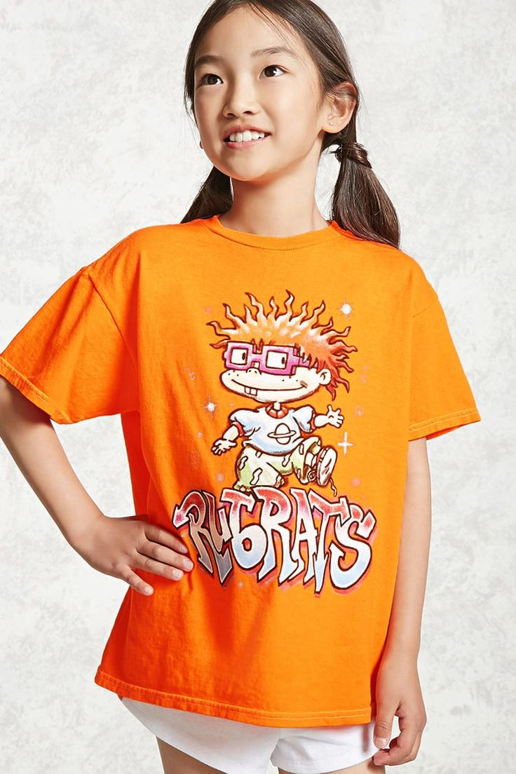 Girls Rugrats Tee (Kids)