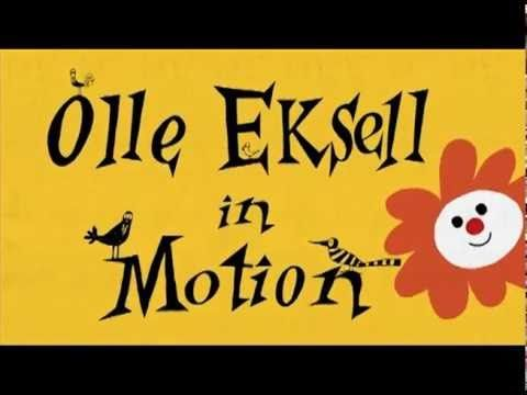 DVD「Olle Eksell in Motion」Digest 2013.1.16 Now on Sale!