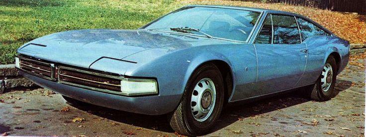 1967 Oldsmobile Thor-Ghia