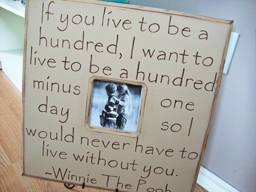 CUSTOM 20x20 inch Picture Frame with Quote and by prairieboutique, $90.00