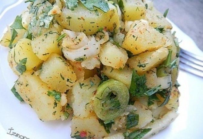 Top 9 krumplisaláta 250 kalória alatt | NOSALTY – receptek képekkel