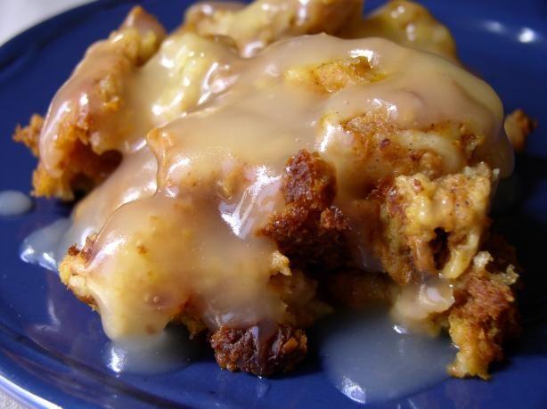 Pumpkin Bread Pudding Recipe The Kitchen