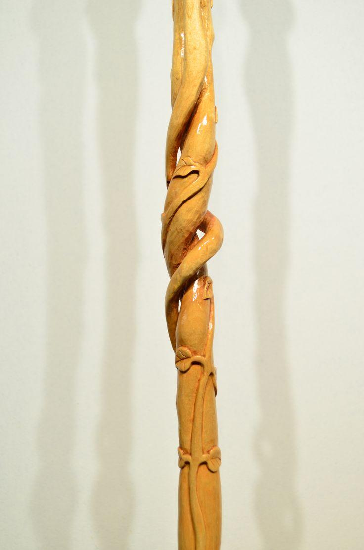 Handcrafted walking sticks
