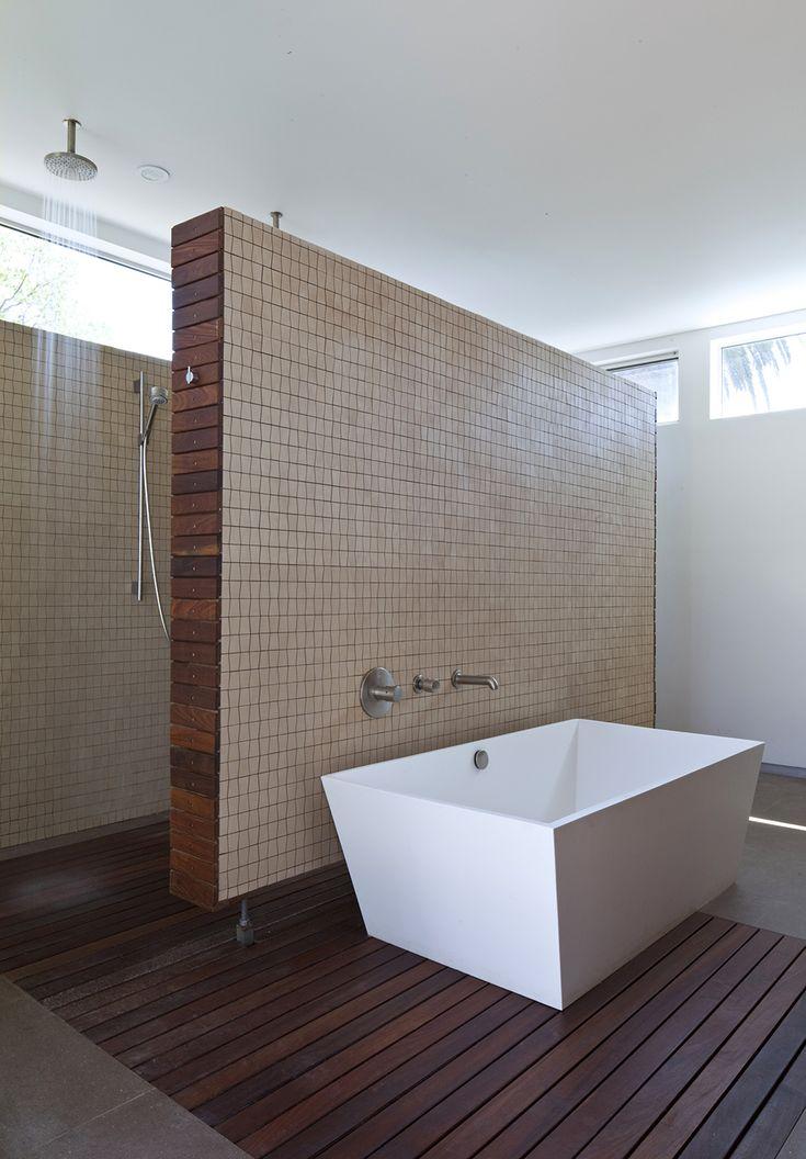 Unique Environmentally Friendly Bathroom Flooring