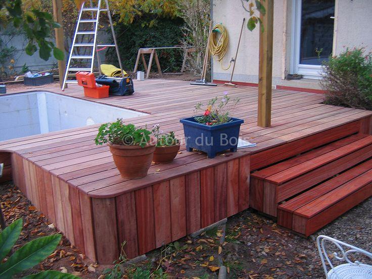 24 best Carport images on Pinterest Rooftops, Sheds and Woodworking - construction d une terrasse bois