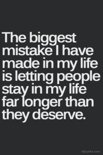 Especially the Users, Moochers and Back Stabbers. Make no Mistake, KARMA is my Best Friend and will stay in your Life Longer than you THINK and I KNOW!! BET on It ~ :-)