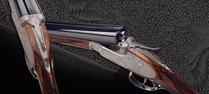 Produzione artigianale di fucili da caccia e sportivi