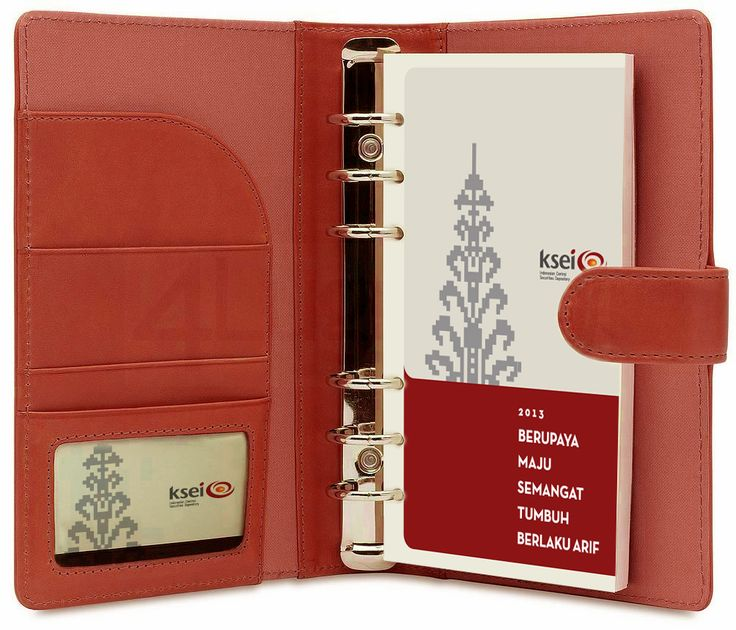 preview planner KSEI. #planner #agenda #stationary #graphicdesign