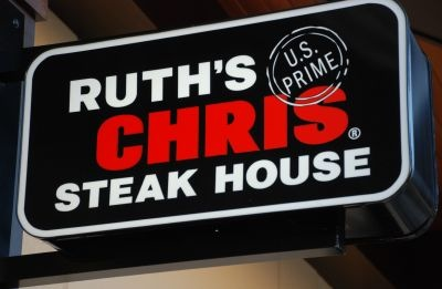 Eat a steak from Ruth's Chris