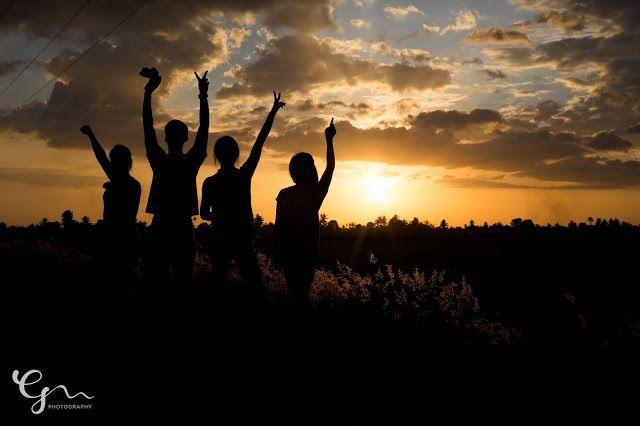 Sekinchan Sunsets | Friends