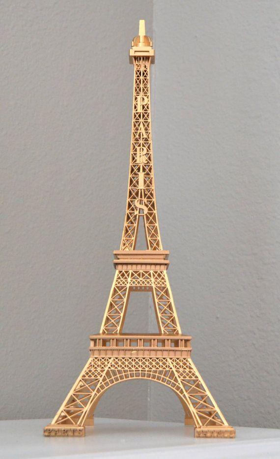 Best 25 Eiffel tower centerpiece ideas on Pinterest