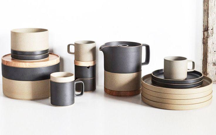 Unglazed Japanese Porcelain Dinnerware - TRNK