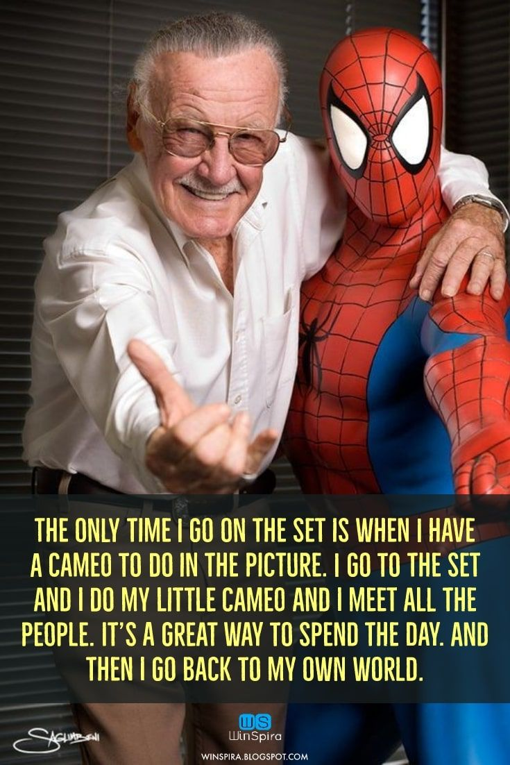 Stan Lee S Most Famous Quotes R I P Winspira Stanleequotes Stanleequotesmarvel Stanleequotes Most Famous Quotes Stan Lee Quotes Best Motivational Quotes