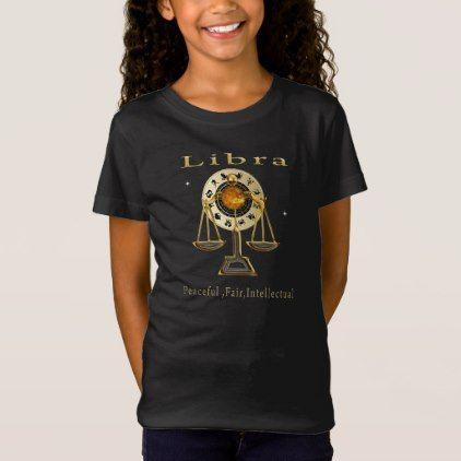 #Libra T-shirt - #cool #kids #shirts #child #children #toddler #toddlers #kidsfashion