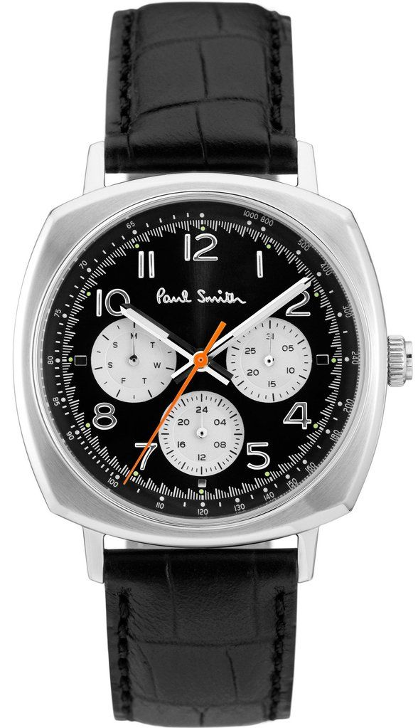 Paul Smith Watch Atomic #add-content #bezel-fixed #bracelet-strap-leather #brand-paul-smith #case-material-steel #case-width-39mm #date-yes #day-yes #delivery-timescale-call-us #dial-colour-black #discount-code-allow #fashion #gender-mens #movement-quartz-battery #official-stockist-for-paul-smith-watches #packaging-paul-smith-watch-packaging #style-dress #subcat-atomic #supplier-model-no-p10041 #warranty-paul-smith-official-2-year-guarantee #water-resistant-50m