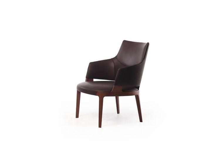 Potocco | VELIS Lounge Armchair