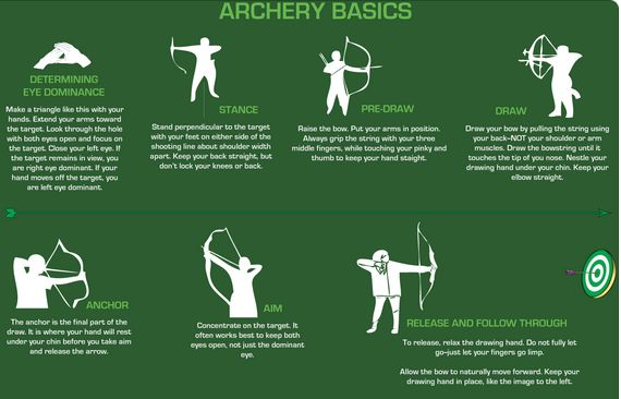 Archery Basics | #survivallife http://survivallife.com