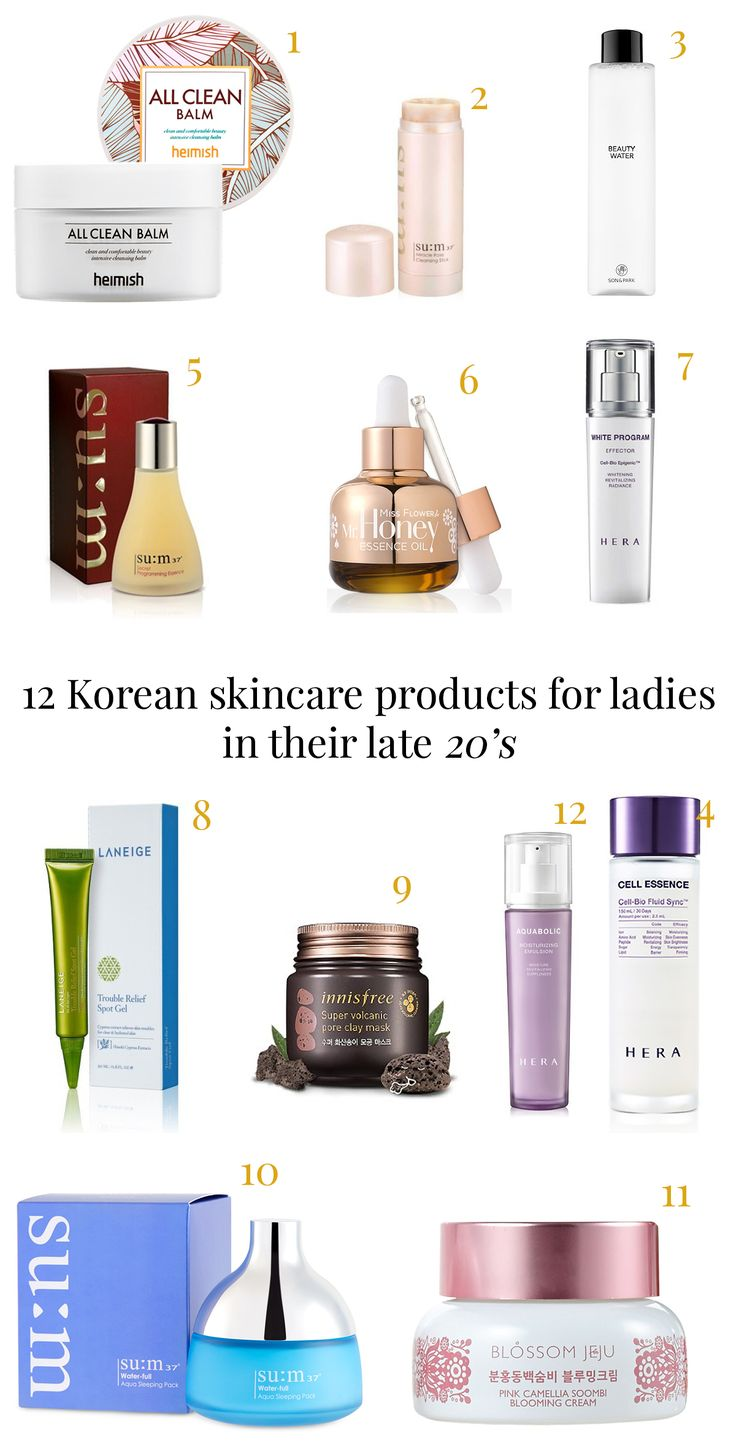 These 12 Korean skincare gems will prevent and minimize fine lines and lack of hydration. Heimish All Clean Balm Double cleansing with a cleansing oil is the quickest and most efficient way of removing stubborn waterproof makeup in a matter of minutes and without irritating the skin. This cleansing balm is cheap, but feels like…