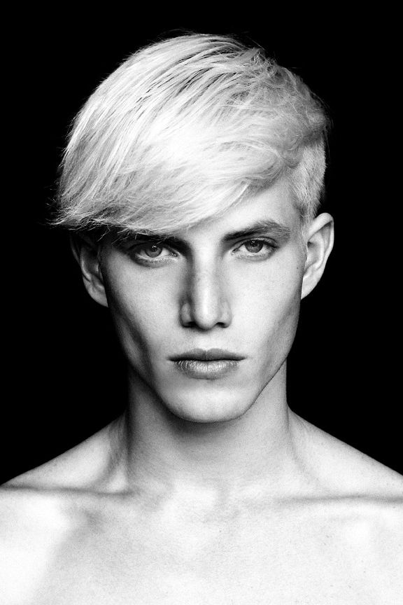 Magnificent 1000 Ideas About Blonde Male Models On Pinterest Heath Hutchins Short Hairstyles For Black Women Fulllsitofus