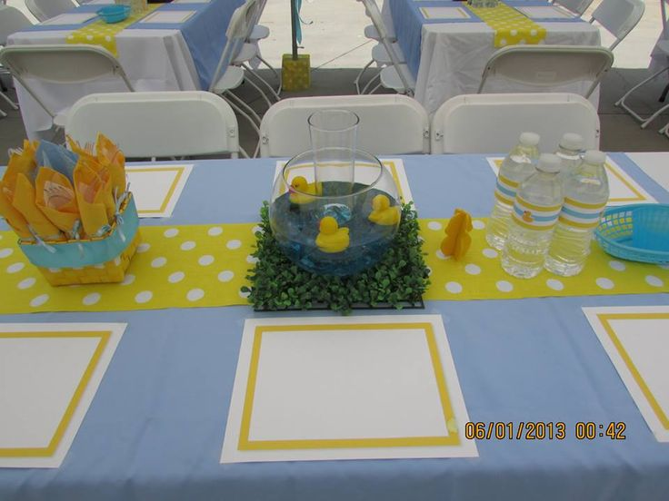 duck baby showers themed baby showers baby shower centerpieces rubber