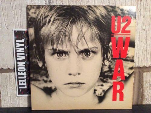 U2 War Gatefold LP Album Vinyl Record ILPS9733 Rock 80's 'Sunday Bloody Sunday' Music:Records:Albums/ LPs:Rock:Soft