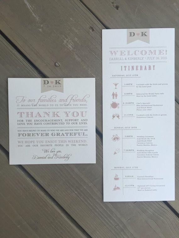 Více než 25 nejlepších nápadů na Pinterestu na téma Wedding agenda - wedding itinerary