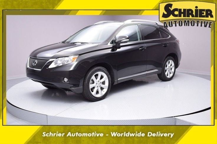 awesome Awesome 2010 Lexus RX 350 2010 Lexus RX 350 32,264 Miles Obsidian 4D Sport Utility 3.5L 6-Cylinder DOHC VV 2017 2018 Check more at http://24carshop.com/product/awesome-2010-lexus-rx-350-2010-lexus-rx-350-32264-miles-obsidian-4d-sport-utility-3-5l-6-cylinder-dohc-vv-2017-2018/