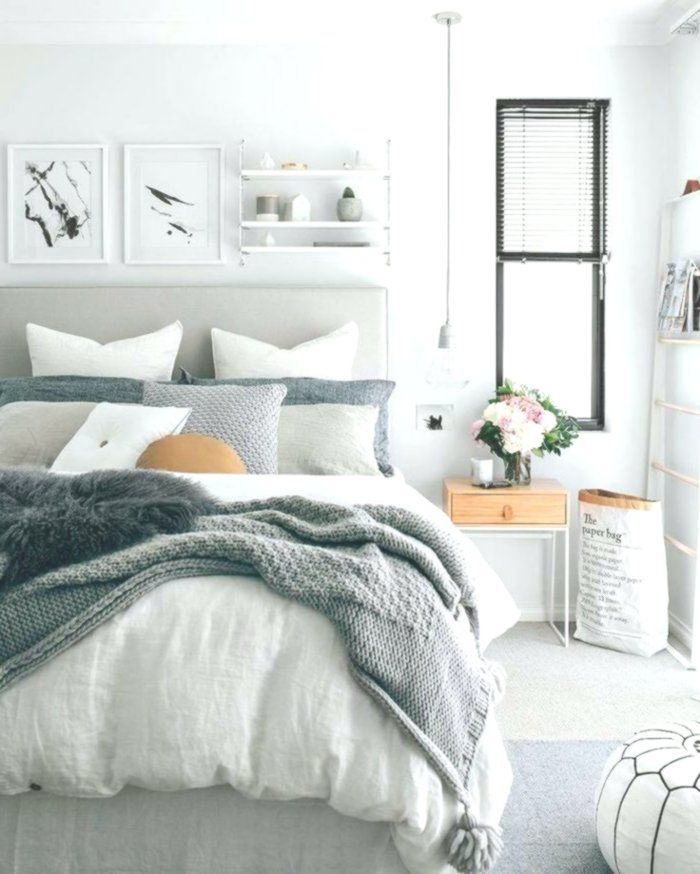 1001 Ideen Fur Skandinavische Schlafzimmer Einrichtung Und