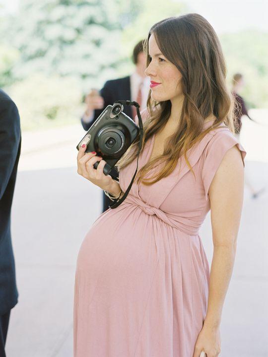 ¡Invitadas embarazadas y... con estilo                                                                                                                                                                                 Más