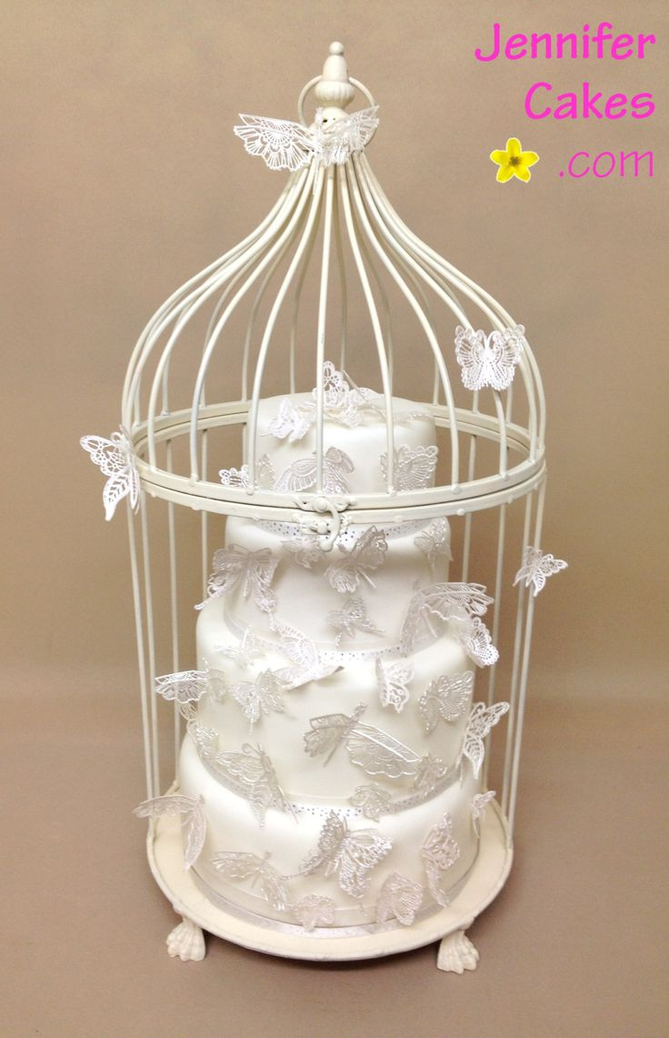 61 best Wedding cakes & cupcakes images on Pinterest | Small wedding ...