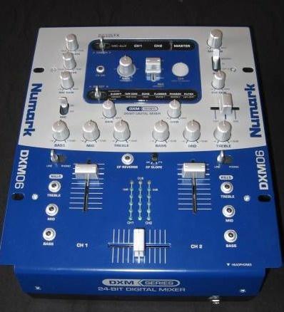 Table de mixage Numark DXN 06
