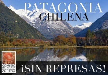 protect the Patagonia   ,  patagonia without dams