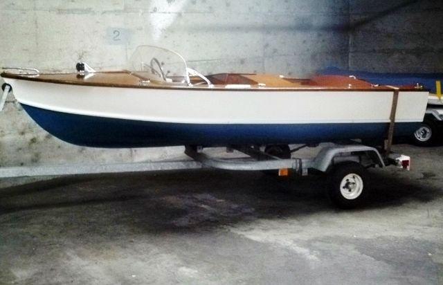 Redone Dreemboat.