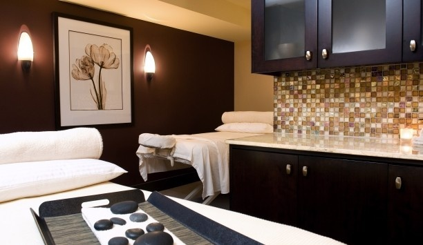 Hotel 1000 in Seattle: Hotel 1000's intimate spa, appropriately named Spaahh, has a full range of treatments. #JSSpa