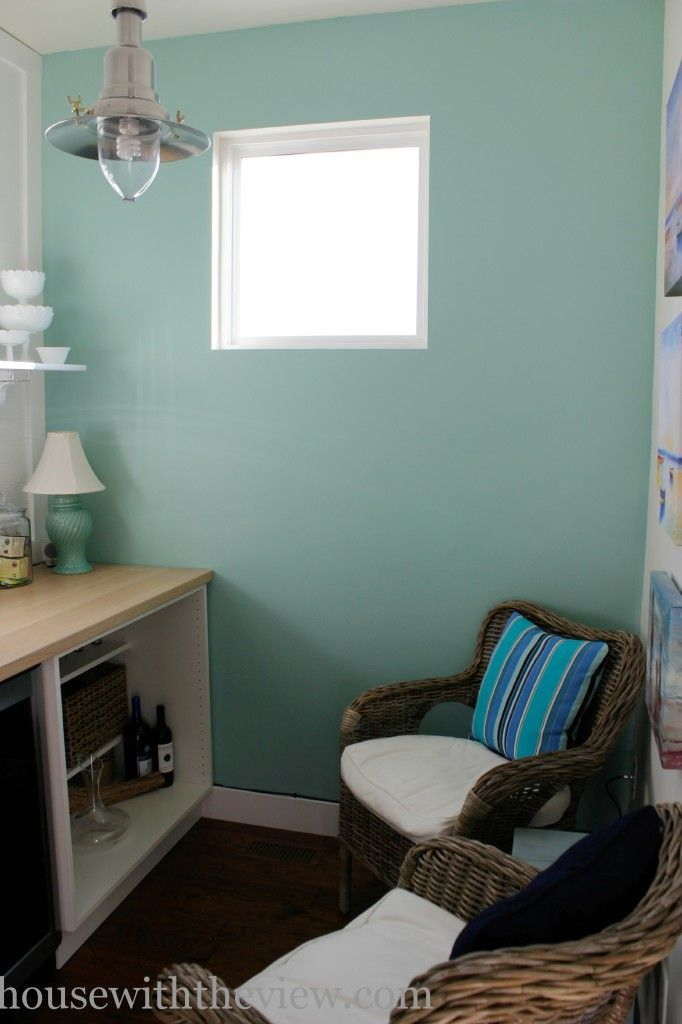 sherwin williams aloe new color for the house. Black Bedroom Furniture Sets. Home Design Ideas
