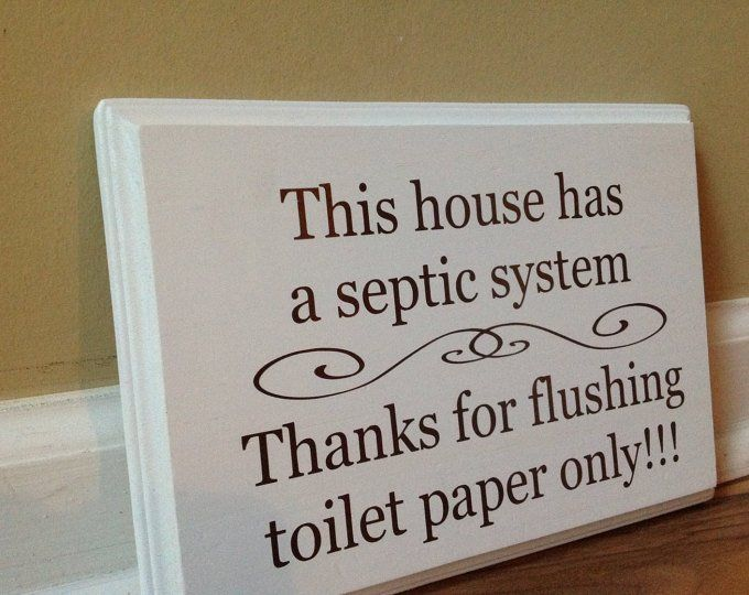 This Item Is Unavailable Septic Sign Septic System Room Signs