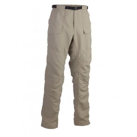 K-Way's Grego explorer trousers are made from 100% nylon with a UV protective, wicking and quick dry finish, which helps to transport excess perspiration away from the skin. A mesh-lined waistband helps keep you cool and dry, while engineered leg articulation (at the knee point) ensures comfort and freedom of movement.