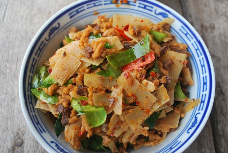 How to Cook Veggies Thai Style | One Green Planet