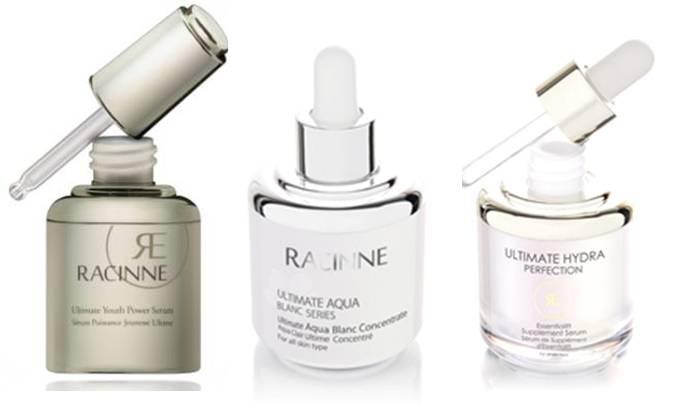 Racinne Serum Collection