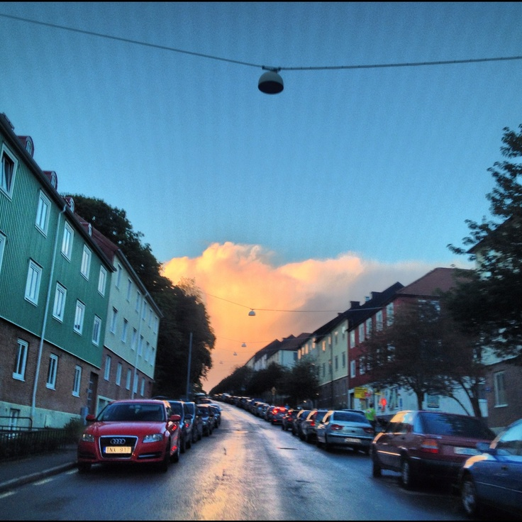#Godhemsgatan #Majorna #Gothenburg